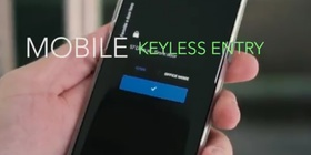 Hotel Mobile Keyless entry